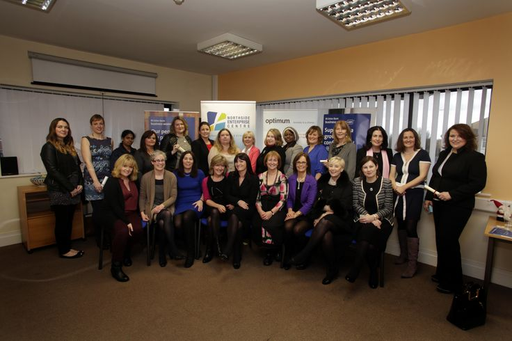 Graduates of the Ulster Bank funded SUPPORT programme for women in business. Developed and run by the Coolock Development Council it was a great success - well done and continued success to these inspirational women.