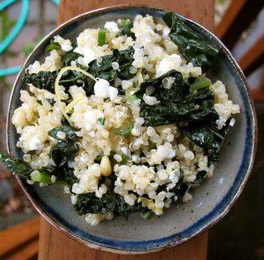 One Pot Kale and Quinoa Pilaf recipe on Food52.com