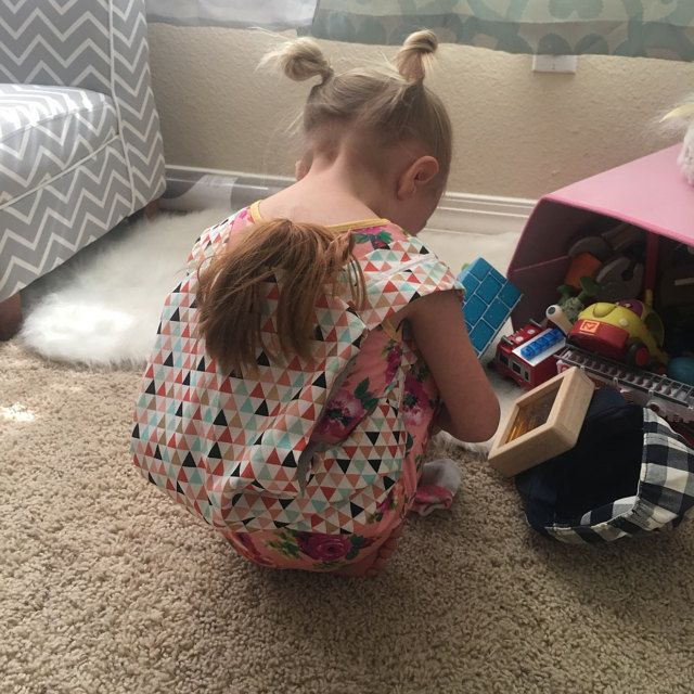 Loved this pattern! SUPER easy to follow and sew. I made three in one night and my kids love. Easy Wonbu Doll Carrier
