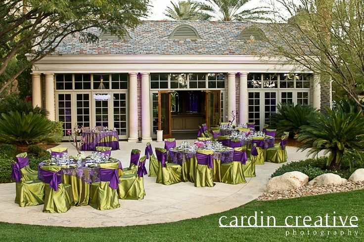 One of las vegas 39 s most romantic wedding venues say for Most romantic wedding venues