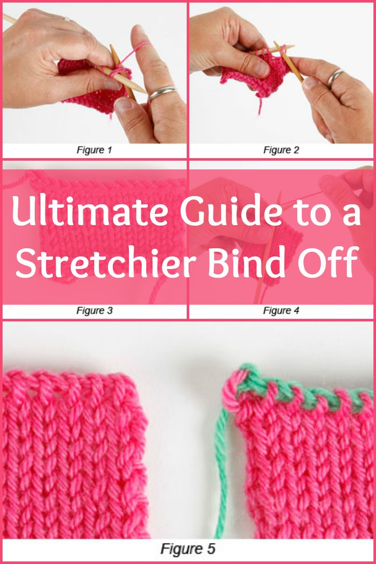 50 best Essentials to Cast-On & Bind-Off Knitting images on ...
