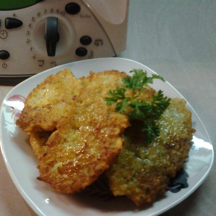 Recept Křupavé bramboráčky od Veronika 112 - Recept z kategorie Hlavní jídla - ostatní