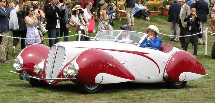 Eye Candy: Pebble Beach Concours d'Elegance 2016 | Classic Car News by ClassicCars.com | Bob Golfen photo