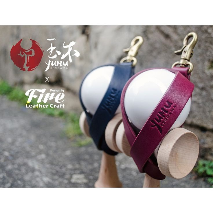 Be brave. Take risks. 鼓起勇氣! 去冒險吧! ︱YUMU KENDAMA - KENDAMA HOLDER