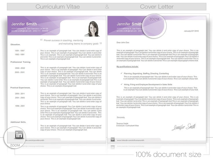 32 Best Images About :: CV Word Templates :: On Pinterest