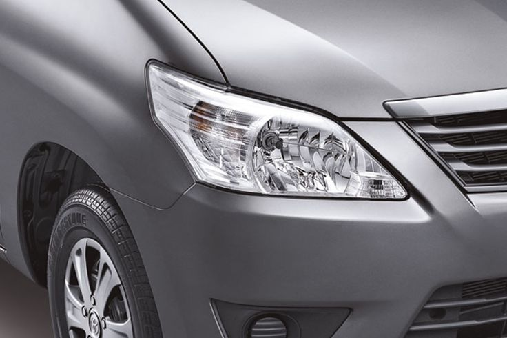 New Kijang Innova Type J - Lamp
