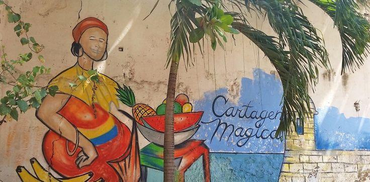 Cartagena, Palomino, wir haben uns die Karibikküste von Kolumbien angeschaut und wurden erschlagen von den hohen Temperaturen, auf einmal waren es 40 Grad