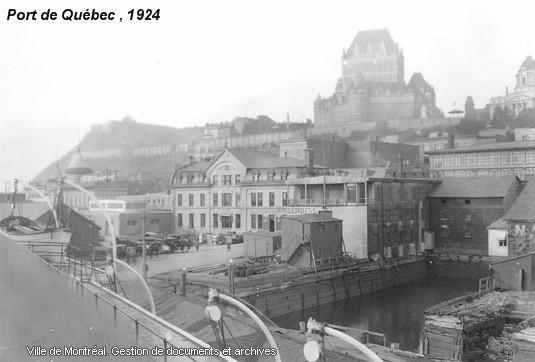 Image - Anciennes photos de la Ville de Québec - Collection - Skyrock.com
