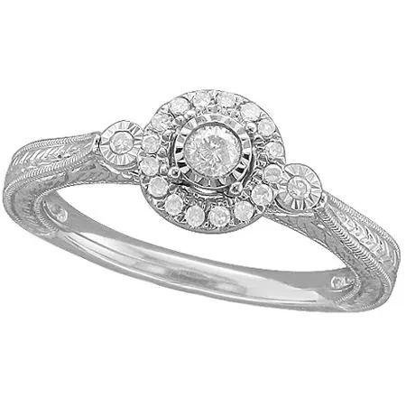 best 20 silver promise rings ideas on