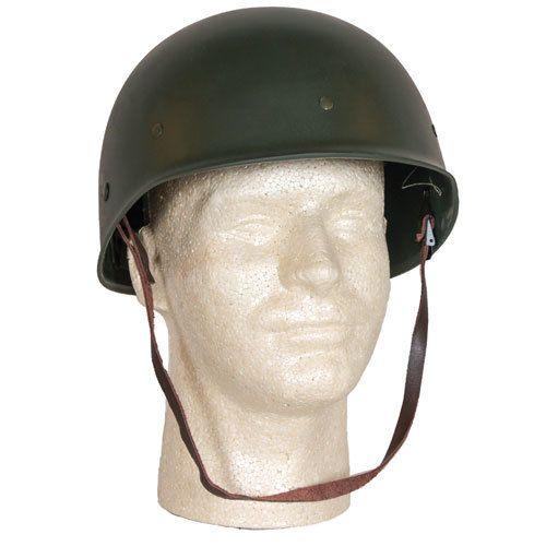 Deluxe M1 Style Steel Combat Helmet/Liner -30-135
