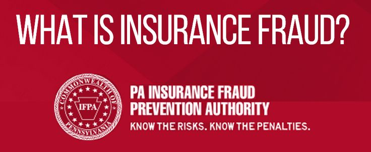 PA Insurance Fraud Prevention Authority: What is Insurance Fraud? When someone provides false information to an insurance company in order to gain something of value that he or she would not have received if the truth had been told' they've committed insurance fraud.