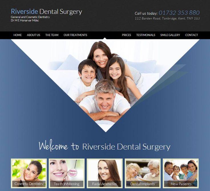 Riverside Dental Surgery in Kent www.smilekent.co.uk
