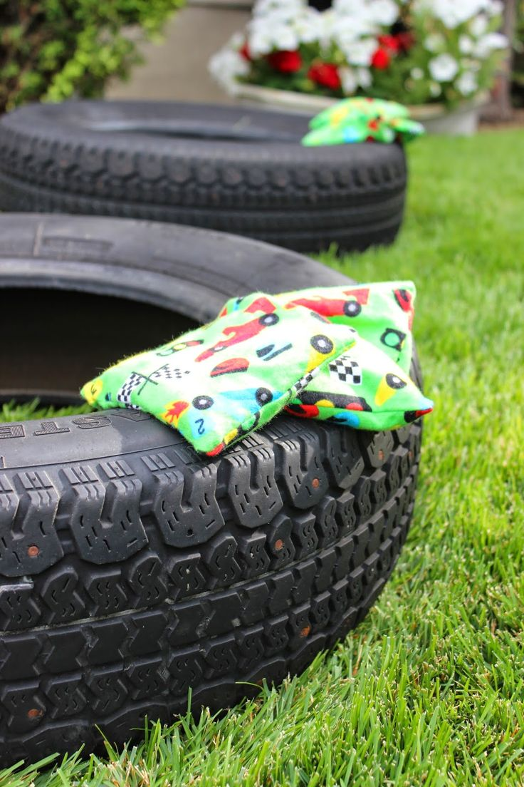 Are You inClined?: Logan's Race Car Birthday Party