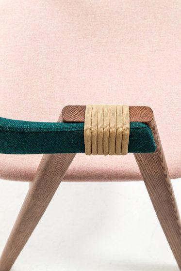 Chair detail | Mathilda | Moroso | Patricia Urquiola | Architonic #furniture #junction #btilve