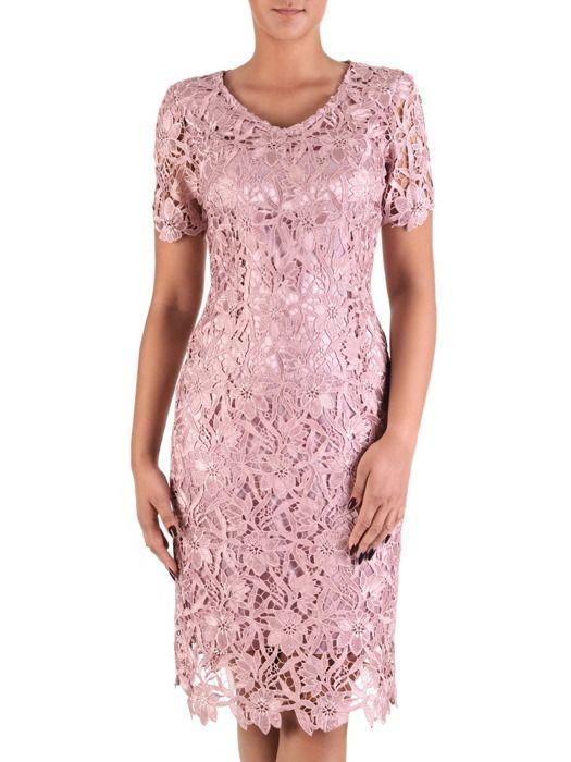 Sukienka Na Wesele Gracia Xviii Elegancka Kreacja Z Gipiury