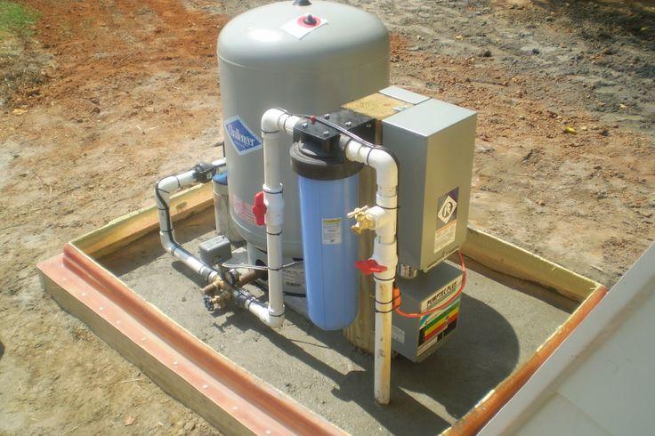 home depot well pump filter