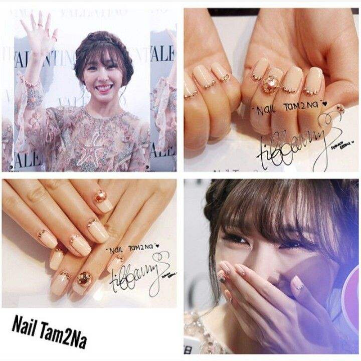 77 best snsd nails images on pinterest nail arts nailart and these nail designs are amazing prinsesfo Image collections