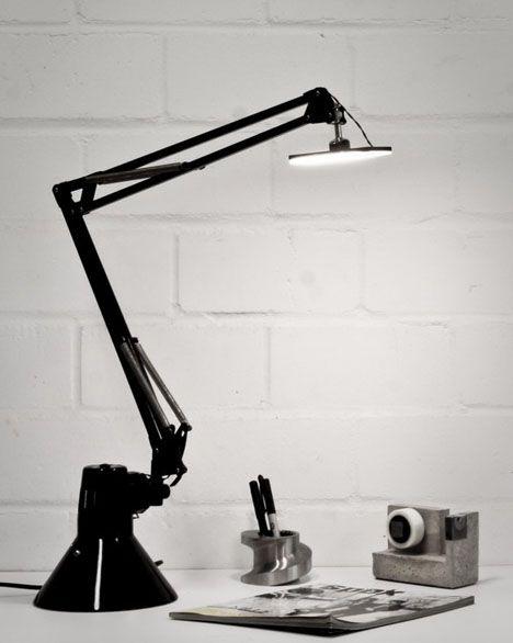 Louis Rensch's Angelpoise Lamp