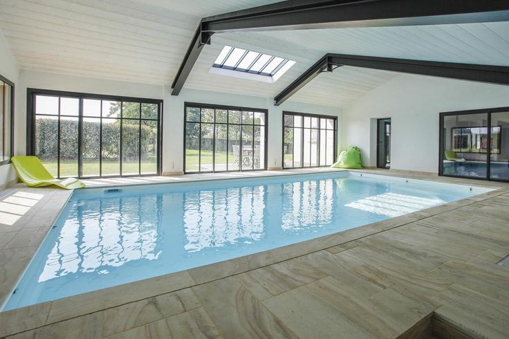 13 best Piscine couverte images on Pinterest Covered pool, Indoor - Gites De France Avec Piscine Interieure
