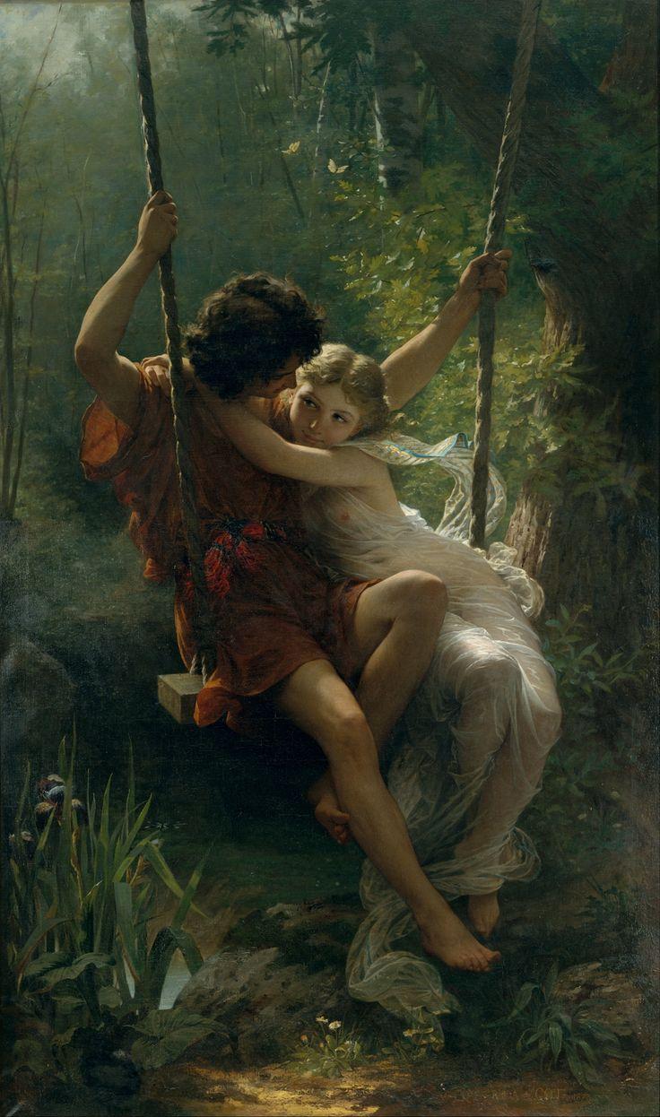 Pierre-Auguste Cot | Springtime | The Metropolitan Museum of Art