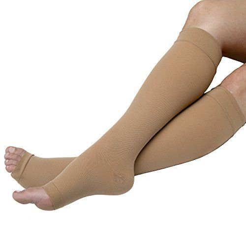 Maternity Compression Stockings - Pregnancy Tights & Leggings - Knee High…