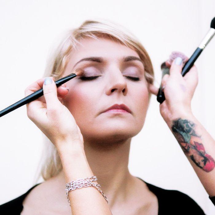 Dzienny makijaż naturalny