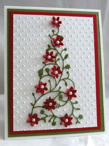 25 Unique Handmade Christmas Cards Ideas On Pinterest
