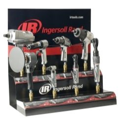 8-Tool Ingersoll Rand Display with IR Classic Tools