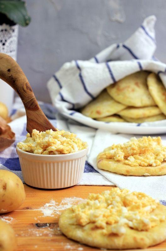 Finnish potato cakes – my breakfast happiness   – Vegetarian Food