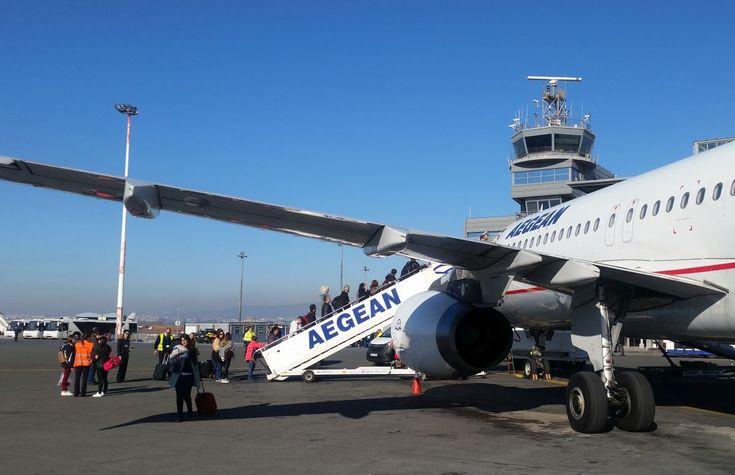 Aegean: Passenger Growth, Net Profit Increase in 2017