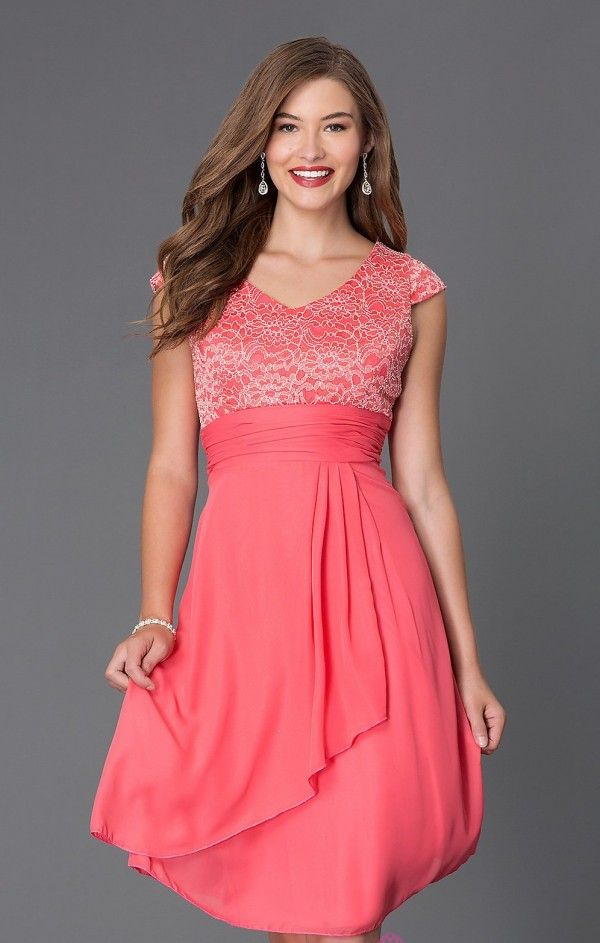 Best Formal Dress Style For Broad Shoulders
