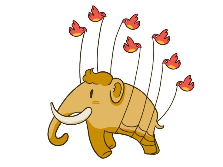 Mastodon es una nueva red social que esta rompiendo esquemas. En su lanzamiento se ha visto saturado su servidor, pero dicen que tumbara a twitter.