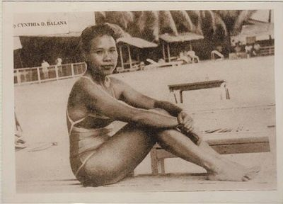 Miriam Defensor Santiago in a Swimsuit
