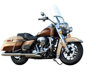 Great looking HD FLHR - Road King motorcycle!