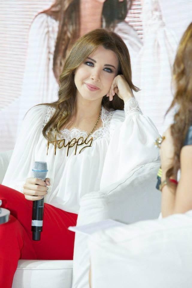 Nancy ajram ! Lebanese singer