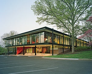 Old Fayetteville Public Library