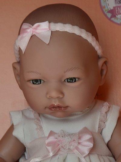 Realistické miminko - holčička Rozárka od firmy Guca ze Španělska