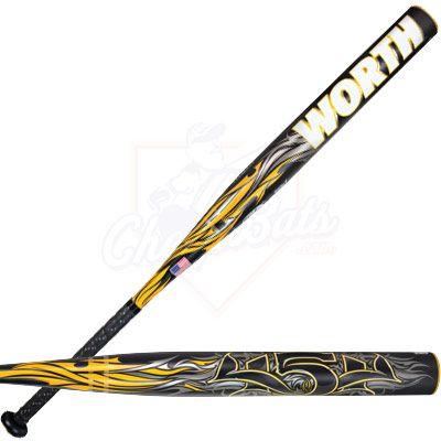 2013 Worth 454 Balanced USSSA Slowpitch Softball Bat