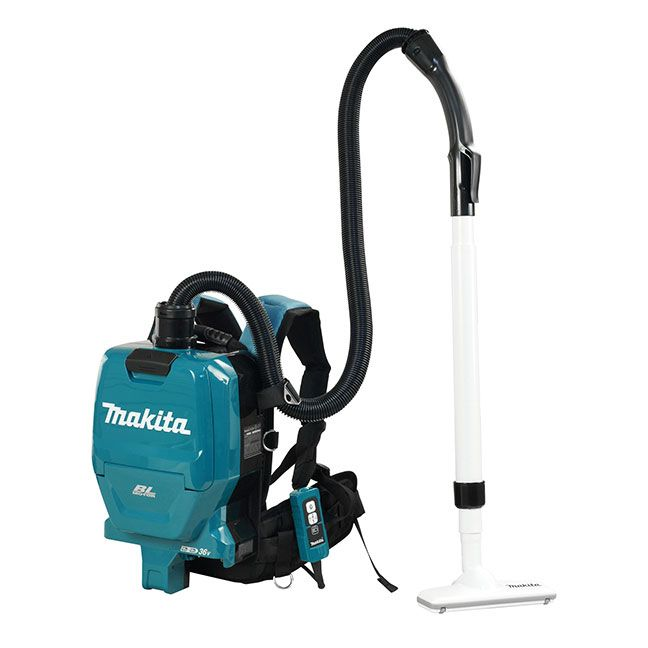 Makita DVC260Z, 18Vx2 (36V) Cordless Brushless Backpack Vacuum Cleaner (Tool Only) http://cf-t.com/product/makita-dvc260z-18vx2-36v-cordless-backpack-vacuum-cleaner-with-brushless-motor-tool-only/
