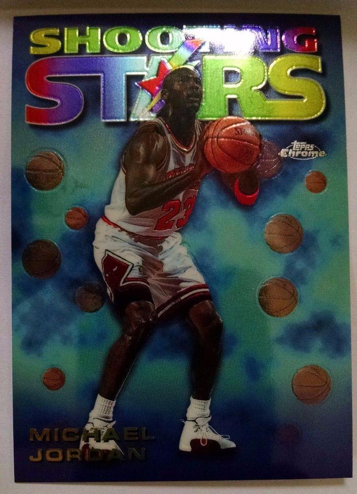 1997-98 Topps Chrome Season's Best #SB6 Michael Jordan Team: Chicago Bulls #ChicagoBulls