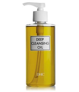 Deep Cleansing Oil...I swear by this stuff and haven't used anything else since I discovered it.