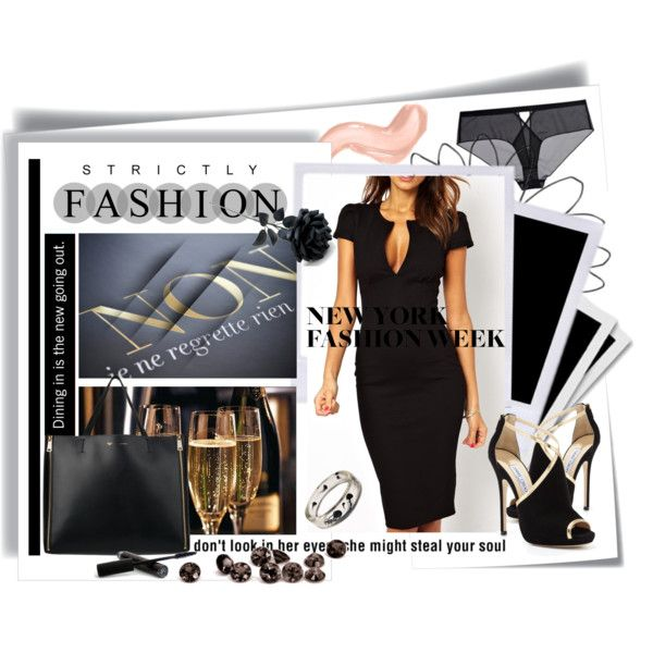 """fashion week"" by theroyalcrime on Polyvore"