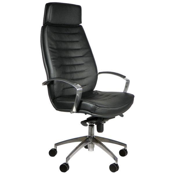 Περιγραφή Προϊόντος Διευθυντικό κάθισμα γραφείου Δίας τροχήλατο, περιστρεφόμενο επί άξονα. Ο σκελετός της Διευθυντικής καρέκλας Δίας είναι ενιαίος και κατα...