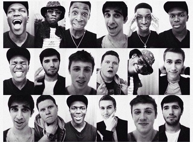 The Sidemen// yes I do watch their videos SIMON STOP LOOKING SO UNBELIEVABLY ATTRACTIVE