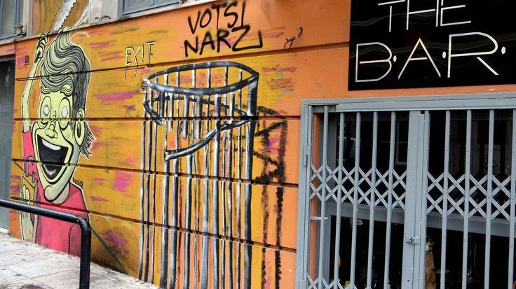 Στις top προτάσεις για χίπστερ και ψαγμένους ταξιδιωτες συμπεριλαμβάνονται τα Εξάρχεια, ως μια «φωτεινή, γεμάτη γκράφιτι περιοχή που φιλοξενεί μοναδικά projects».