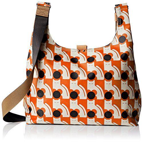 Orla Kiely Poppy Cat Print Midi Sling Bag, Persimmon, One... https://www.amazon.com/dp/B0194GMJY0/ref=cm_sw_r_pi_dp_a2FyxbN9HTASM