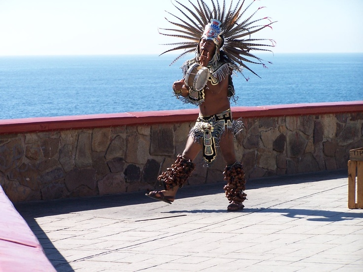 Mexican Indian dance