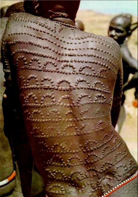 Decoration: Skin Art, National Geographic, Beautiful, Scarification, Body Art, Body Modifications, A Tattoo, Culture, Africans