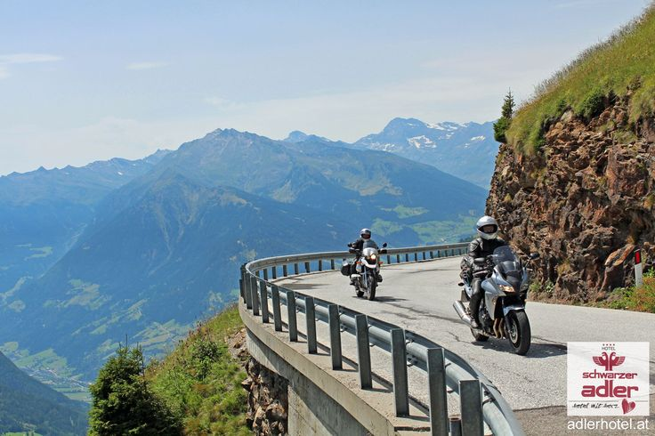 Motorradurlaub in Südtirol Nauders am Reschenpass