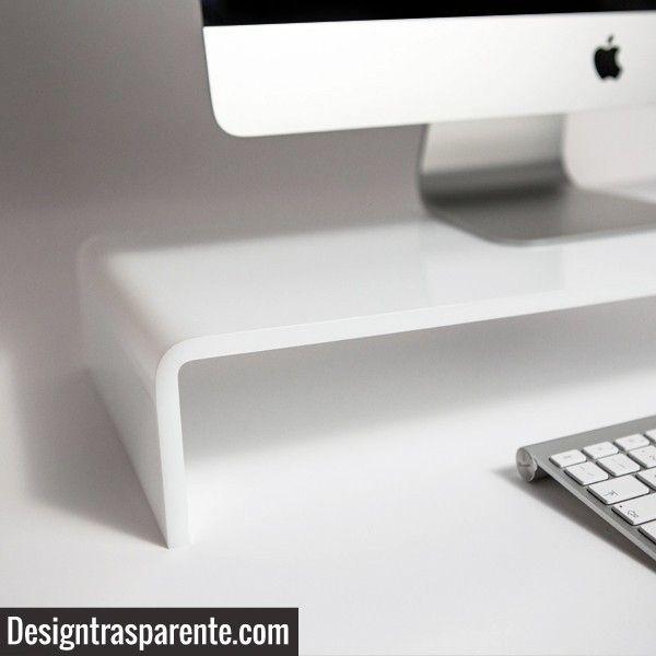 8 best supporto da tavolo per tv e monitor images on pinterest display monitor and plasma tv - Supporto tv da tavolo ikea ...